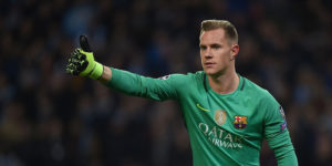 Ter Stegan Tolak Kontrak Baru Degan Barcelona
