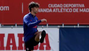 Joao Felix Menggalami Cedera Lutut Saat Latihan